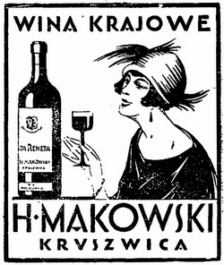 Makowski Henryk, Kruszwica - TH 1927 Nr51 s.6