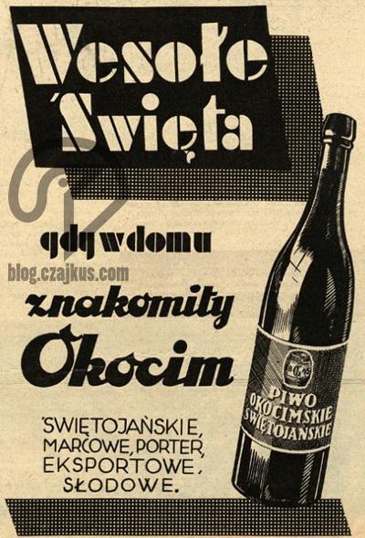 Okocim - 1939W