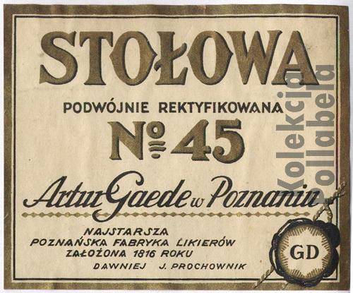 Stołowa Gaede PollabelW