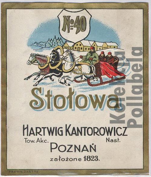 Stołowa KantorowiczW2