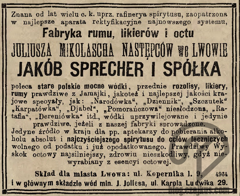 1894 Sprecher