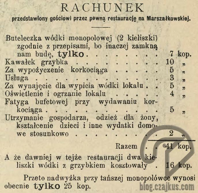 1898 Buteleczka wódkiW - Kopia
