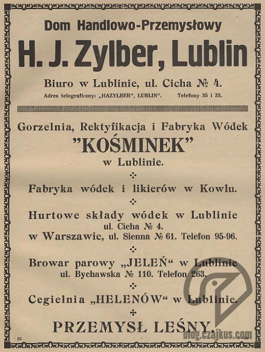 1925 - Zylber H. J W