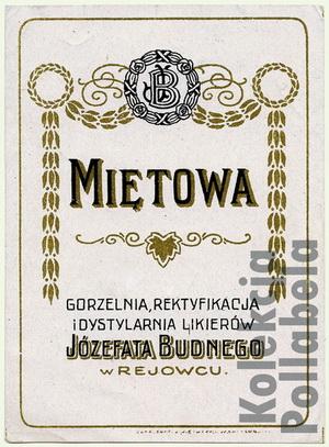 Budny Józefat - Miętowa - W300