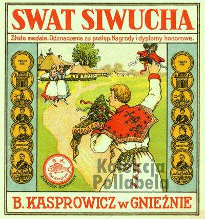 Kasprowicz B., Gniezno - Swat Siwucha, ok