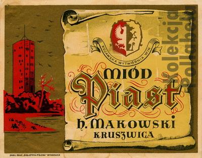 Makowski MiódW