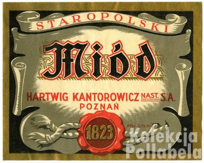 Miód Pitny Kantorowicz1 400W