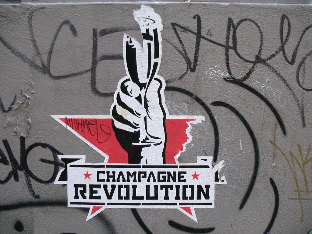 Szampan Revolucjaa