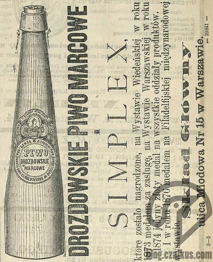 1877 - DrozdowskieW2