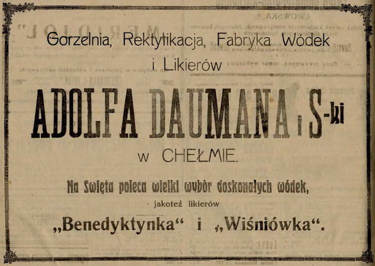 1924 - Adolf Dauman