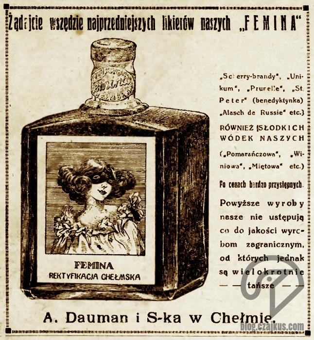 1925 Femina Dauman