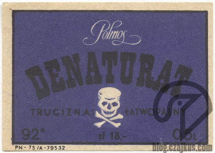 DenaturatPolmosViolet5002