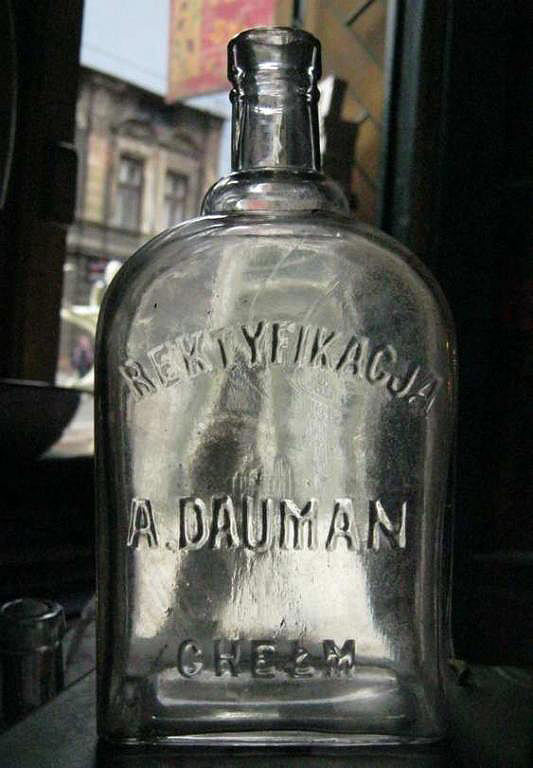 Duman A., Chełm - Butelka 1