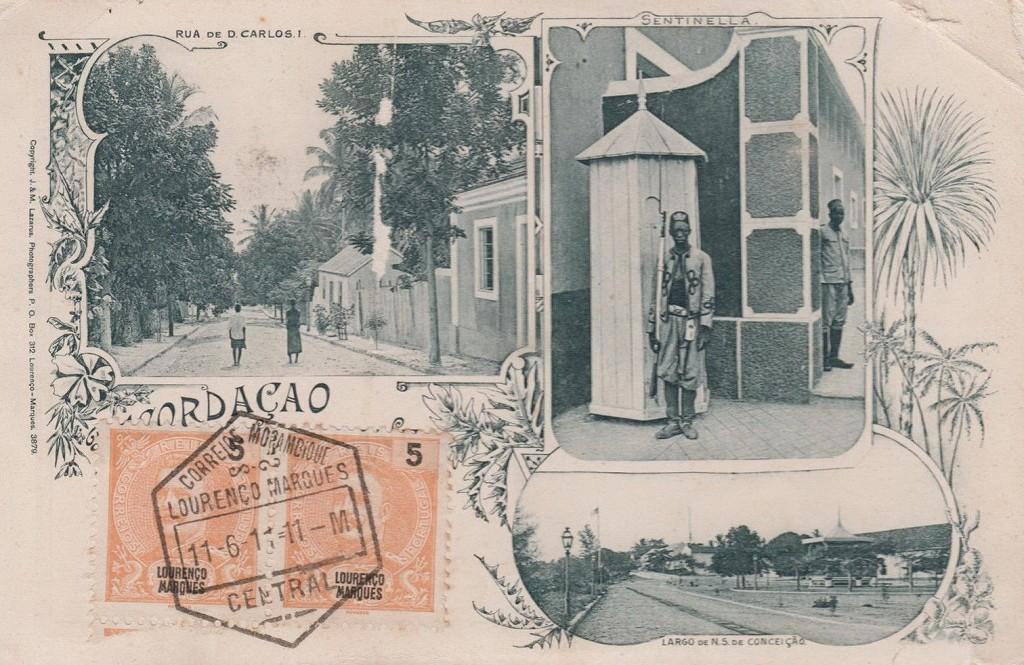 LourencoMarques kartka 1911