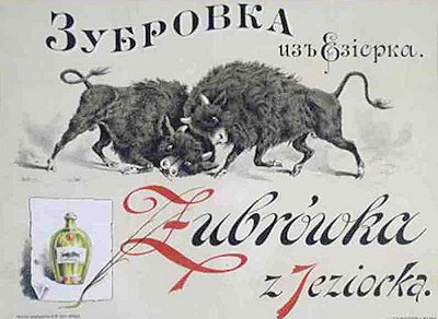 Jeziorko - Żubrówka