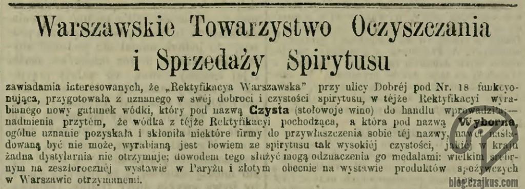 1890 - RW WybornaW