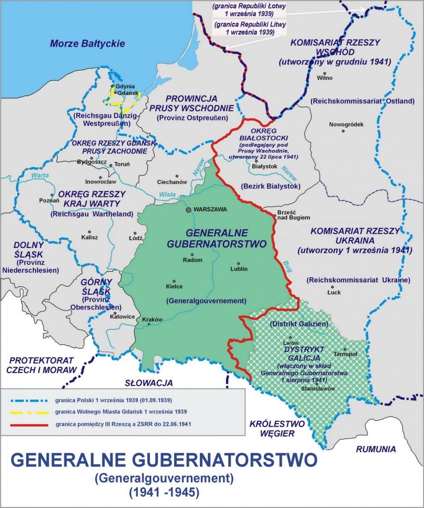 1945 Generalne gubernatorstwo