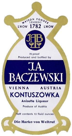 Baczewski - Kontuszówka