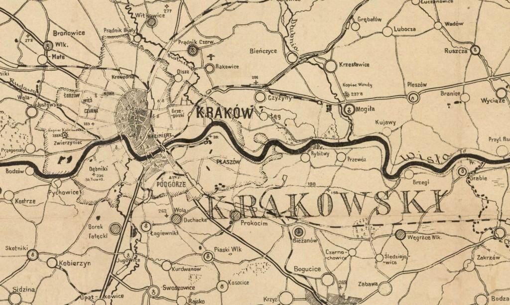 Kraków 1934 r. ok