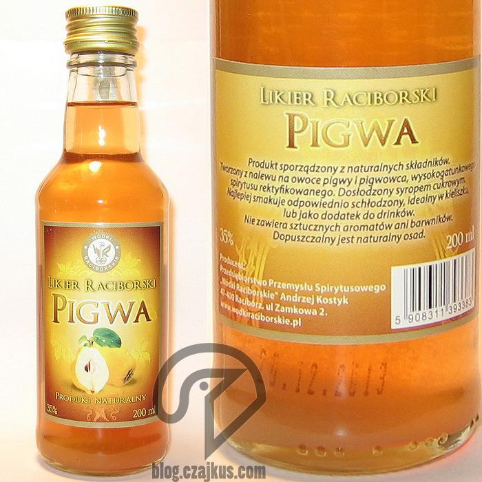 Likier Raciborski Pigwa