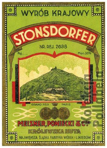 Meisner & Poniecki - Stonsdorfer 350W