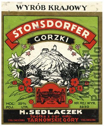 Sedlaczek - Stonsdorfer 350W