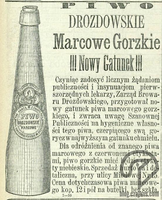 1877 - Marcowe GorzkieW