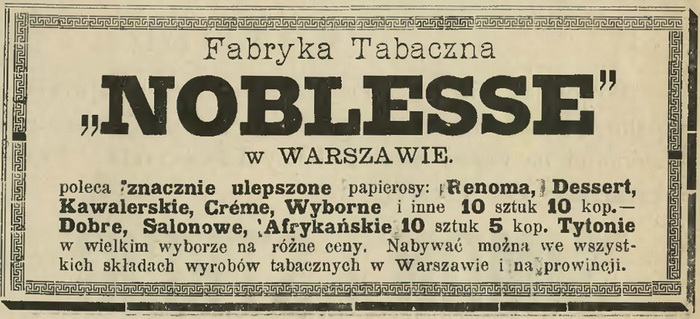 1894 Noblesse