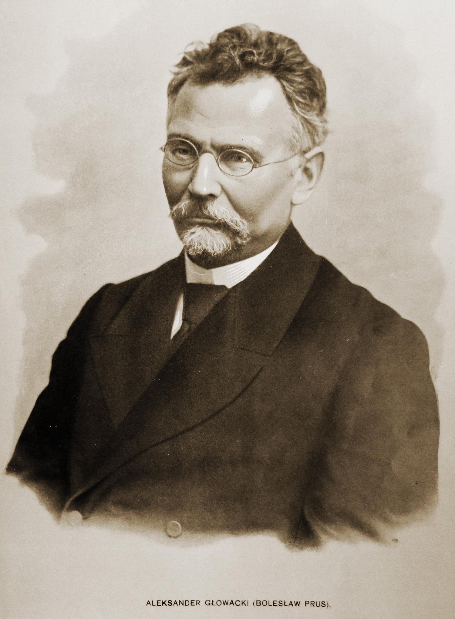 Bolesław Prus Aleksander Głowacki, zdjęcie