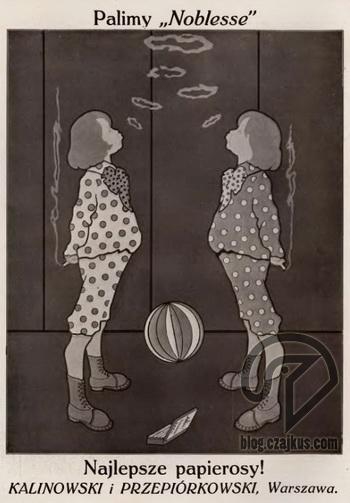 Papierosy - 1910