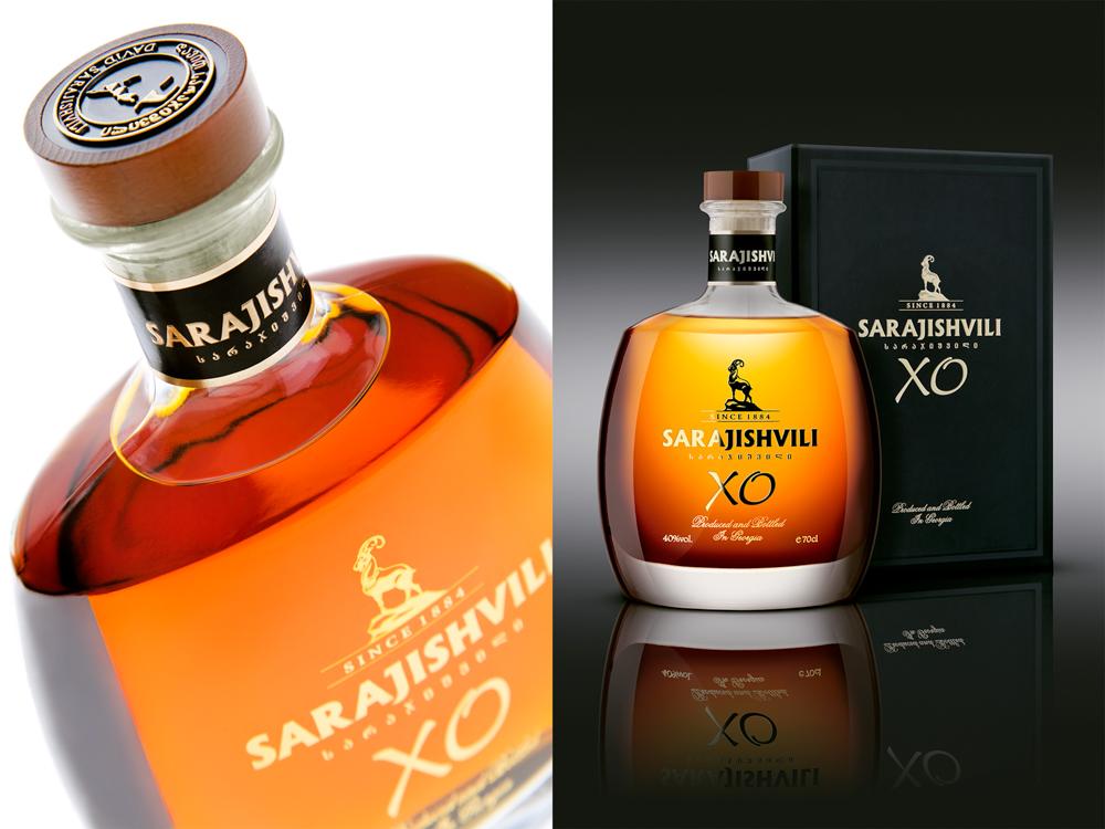 Sarajishvili XO Brandy