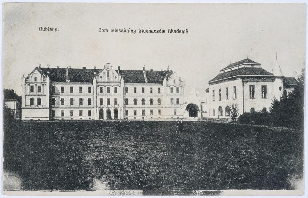 1910 Dublany Dom mieszkalny2