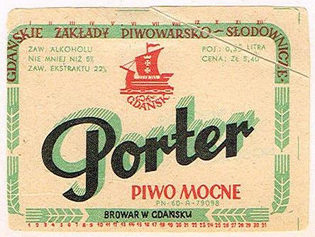 Browar Gdańsk Porter 3