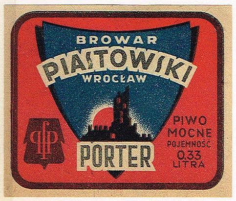 Browar Wrocław Porter 2