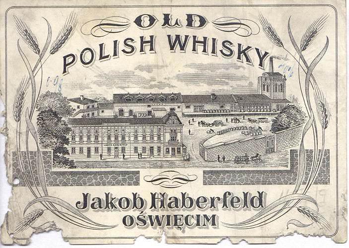 Haberfeld J., Oświęcim - Old Polish WhiskyW