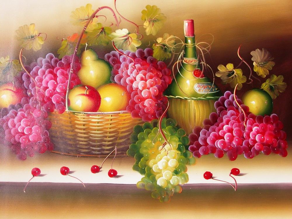 Obraz wino1s