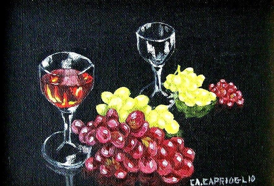 Obraz wino3