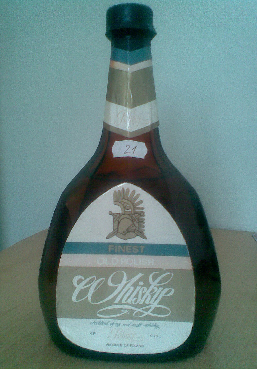 Old Polish Whisky