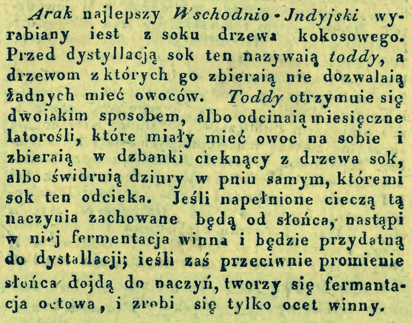 1830 - Arak