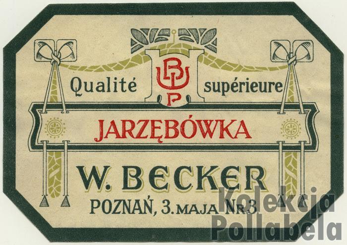 Becker Jarzębówka Pollabel