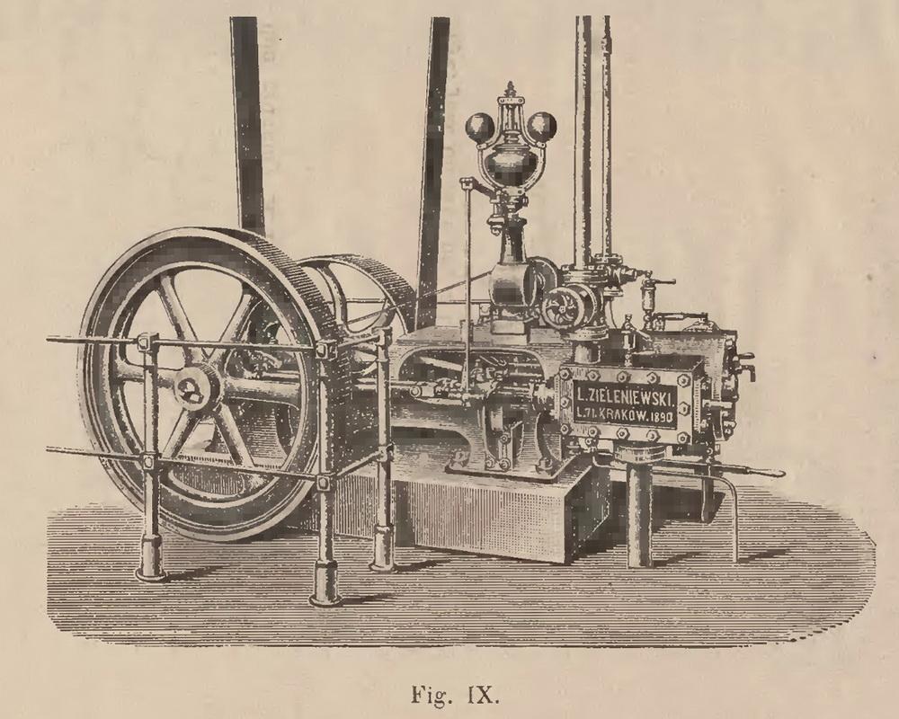 Fig 9 Silnik