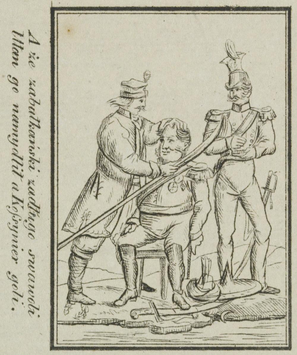Golenie Ułan iKosynier