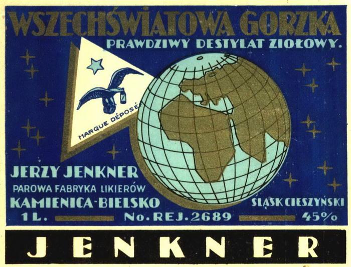 Wszechświatowa Gorzka Jenkner