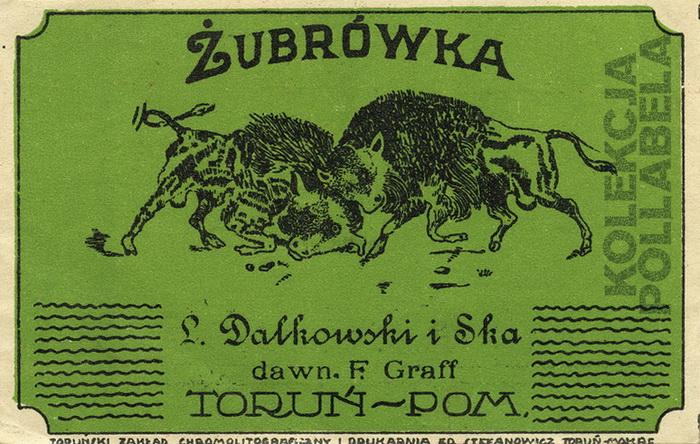 Żubrówka Dalkowski