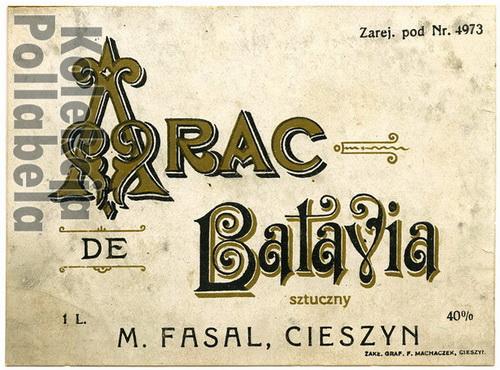 Arac de Batavia 500