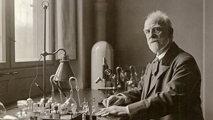 Emil Chr. Hansen 1908