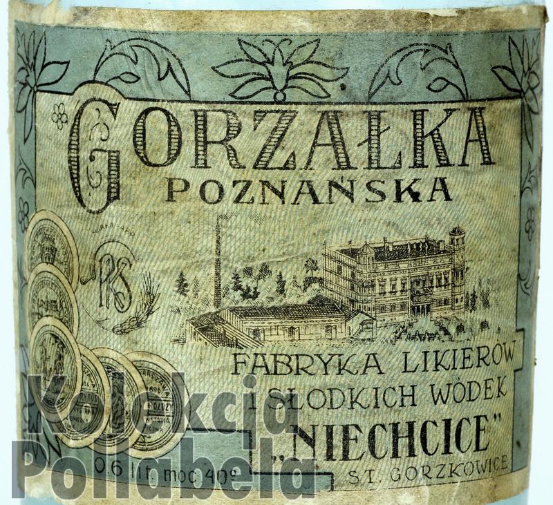 Gorzałka Poznańska Niechcice1W