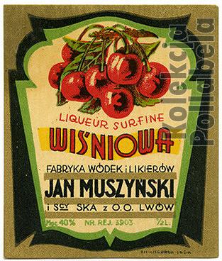 Wiśniowa Jan Muszyński W