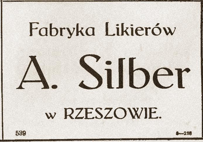 1925 Silber Ascher