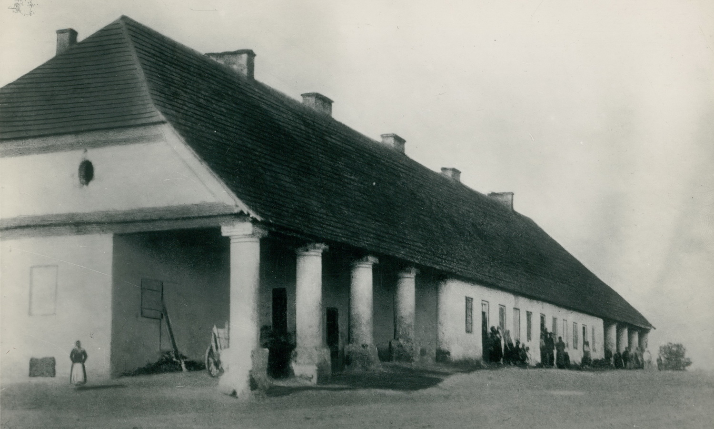 Karczma wPromnej 1917 2